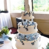 Corpse Bride Cake Toppers..