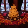 I Do! With This Mickey and Minnie Cake Topper