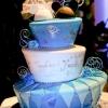 Disney Wedding Ears Cake