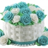 A Royal Wedding Ice Cream Cake