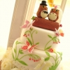 Cake Topper Friday: Owls on a Branch Cake Topper