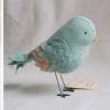 Handmade Bird Cake Toppers