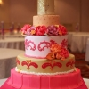 Stunning Indian Inspired Cake
