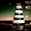 Emerald Ribbon and Diamond Brooch Wedding Cake.