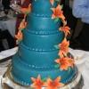 I Had a Blue, Blue Wedding Cake