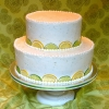 Lemon Lime Wedding Cake