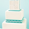Cake Topper Friday:  Love Blocks