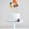 Cake Topper Thursday: Cake Poms!