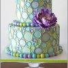 Retro Bubble Cake