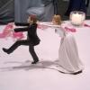 Cake Topper Friday:: Runaway Groom Cake Topper