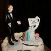 Cake Topper Friday: Still Shopping Topper