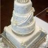 Cake Topper Friday:  Tiara Wedding Cake Topper