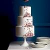 Confetti Wedding Cake