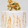 Hand Painted Bird's Nest Cake