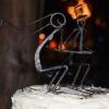 Cake Topper Friday: Snow Lover's Cake Topper