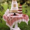 Springerle Wedding Cake