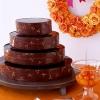 For the Guys:  Chocolate Kumquat Groom's Cake