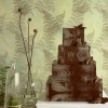 For the Guys:  Chocolate Faux Bois Groom's Cake