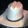 For the Guys:  Cowboy Hat Groom's Cake