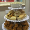 For the Guys: Groom's 'Cake' Picnic Feast