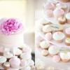 Pink Peony Cupcake Tower