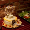 For the Guys:  Meatloaf Groom's Cake