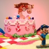 For the Guys:  Wreck It Ralph Cake
