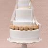 Macaron Wedding Cake — In Paris!