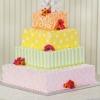 Let's Celebrate! Wedding Cake