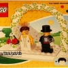 Cake Topper Friday: Lego Bride and Groom Kit