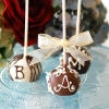 Fun Wedding Favors – Brownie Pops
