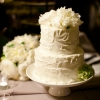 Flashback Friday – Chris Lambton and Peyton Wright's Wedding Cake