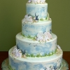 Seascape Wedding Cake