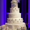 Flashback Friday – Stephenie LaGrossa and Kyle Kendrick's Wedding Cake