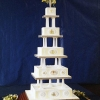 Flashback Friday: Prince Andrew and Sarah Ferguson's Wedding Cake