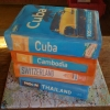 Travel Guidebooks Grooms Cake