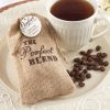Fun Wedding Favors – Bags of Coffee Beans