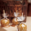 Fun Wedding Favors – Caramel Apples