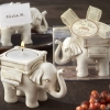 Lucky Elephant Wedding Favor for Friday the 13th