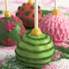 Holiday Ornaments Cake Pops