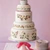 Strawberry Wedding Cake