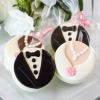 Fun Wedding Favors – Bride and Groom Oreos