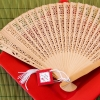 Fun Wedding Favor – Sandalwood Fan