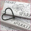 Fun Wedding Favors – Heart-shaped Sparklers