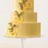 Wedding Cake with Lemon and Thyme