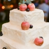 Wedding Cake with Apples and Figs