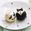 DIY Wedding Favors – Bride and Groom Cookie Balls