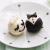 DIY Wedding Favors – Bride and Groom Cookie Balls