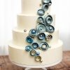 Beach-Inspired Wedding Cake