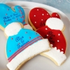 Fun Wedding Favors – Winter Hat and Mitten Cookies